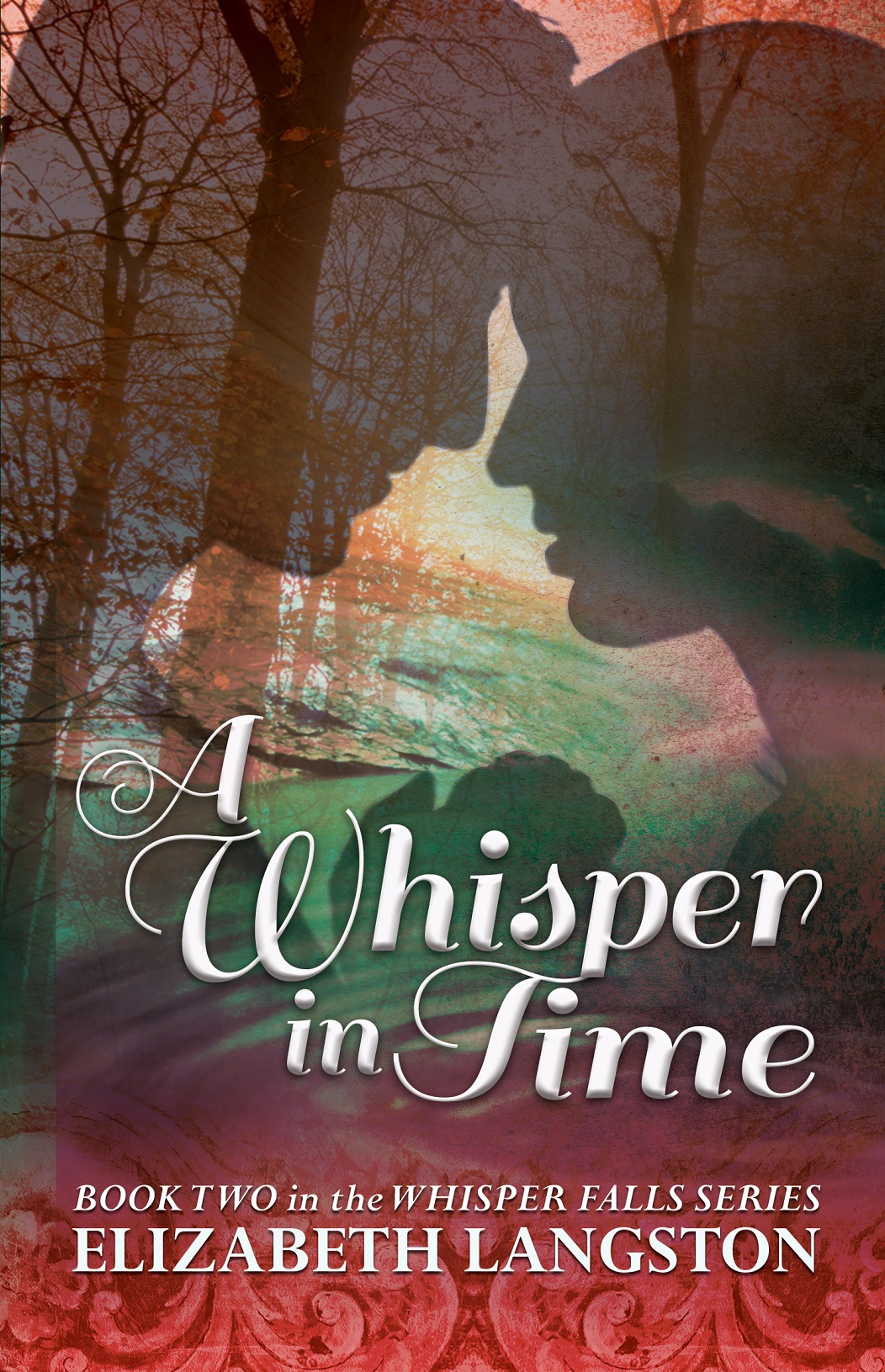 cover for A Whisper in Time